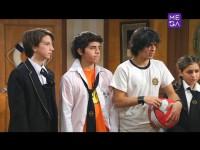 Revisa los primeros episodios de ''Centro de Alumnos''
