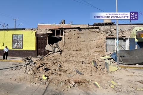 Fotos: Así quedó Arica post terremoto