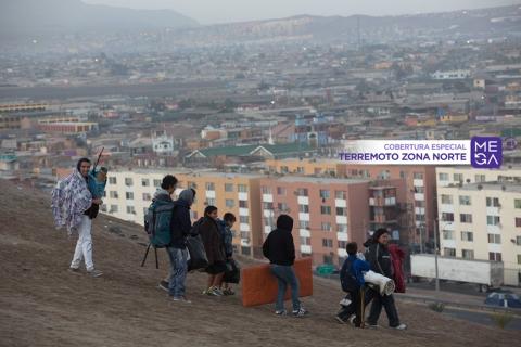 Galería: Vuelve lentamente la calma a las ciudades afectadas por el terremoto