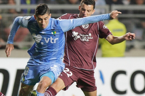O'Higgins iguala con Lanús y se despide de la Copa Libertadores
