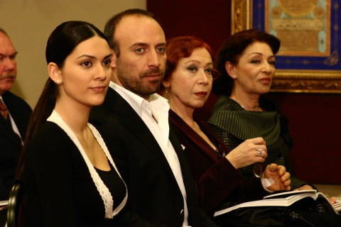 Ahora Noticias en busca de los protagonistas de ''Las Mil y una Noches''