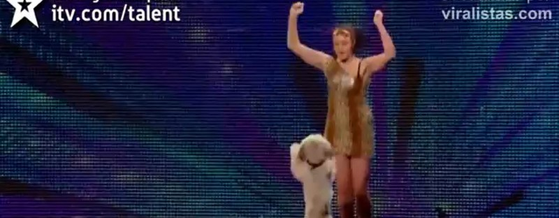 Facebook bailarines estilo perrito