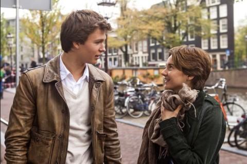 Shailene Woodley y Ansel Elgort elegidos como la mejor pareja del cine