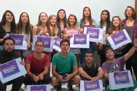 Ganadores relatan cómo se les ocurrió hacer los divertidos videos de Lollapalooza
