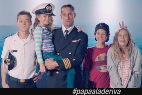 Descubre a los personajes de ''Papá a la Deriva''