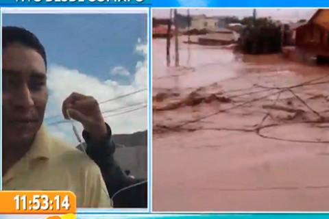 Testimonios impactantes de los afectados en el norte de Chile