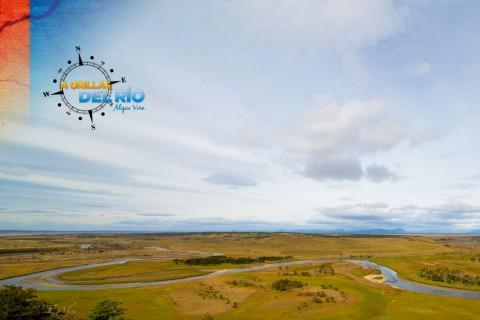 El río Side y los secretos que guarda en el extremo sur de Chile