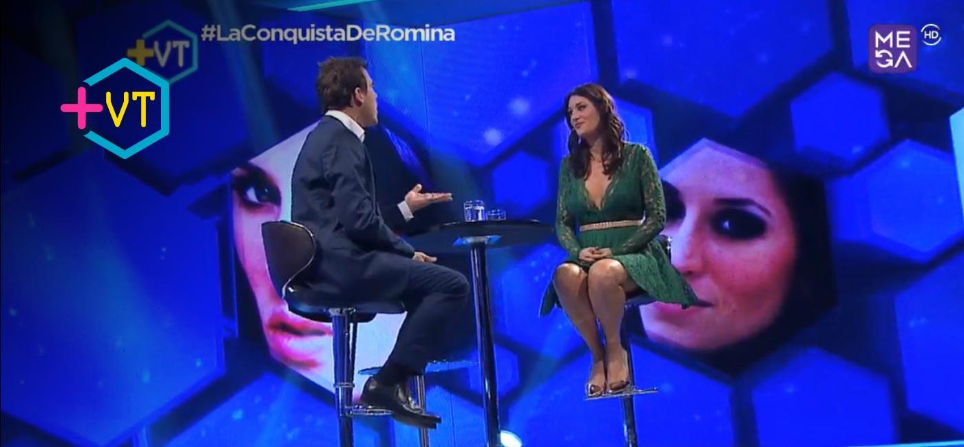 Estan Juntos Romina y Pedro Mira la Conexión de Pedro