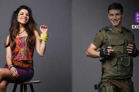 Conoce los looks de Dayana Amigo e Ignacio Garmendia en la próxima teleserie
