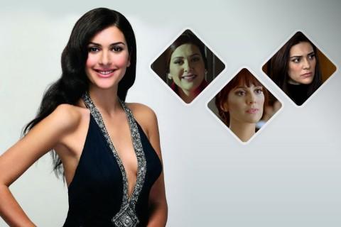 Los roles que ha interpretado Bergüzar Korel como actriz