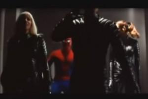 ¿Spiderman en la película de X-Men?