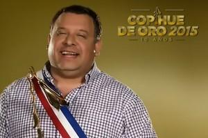 En Campaña: Willy Sabor va por el Copihue de Oro