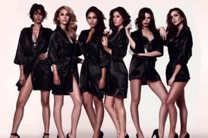 Ex chicas Amor a Prueba la rompen en desfile estilo Victoria Secret