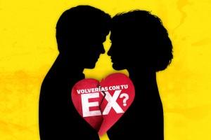 Españoles con impactante historia de amor llegan a ¿Volverías con tu ex?