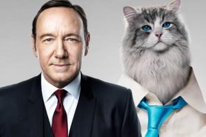 De Presidente a gatito: La transformación de Kevin Spacey en su nueva película
