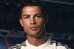 Cristiano Ronaldo muestra su faceta de cantante en redes sociales