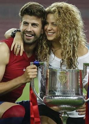 Shakira y Gerard Piqué están de cumpleaños el mismo día
