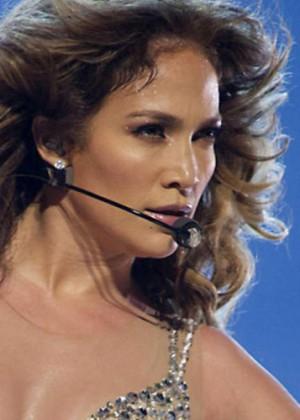 VIDEO ¡Jennifer López al natural!