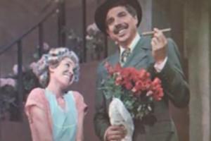 El emotivo reencuentro de Doña Florinda y el Profesor Jirafales