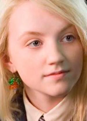 La joven actriz de Harry Potter que soñaba con conocer a Tim Burton
