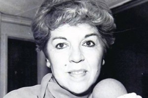 Muere la gran dama de la radio chilena