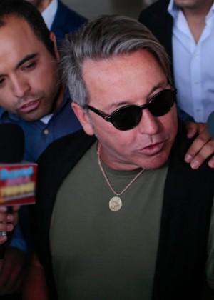 ¡Ricardo Montaner llegó a Chile!