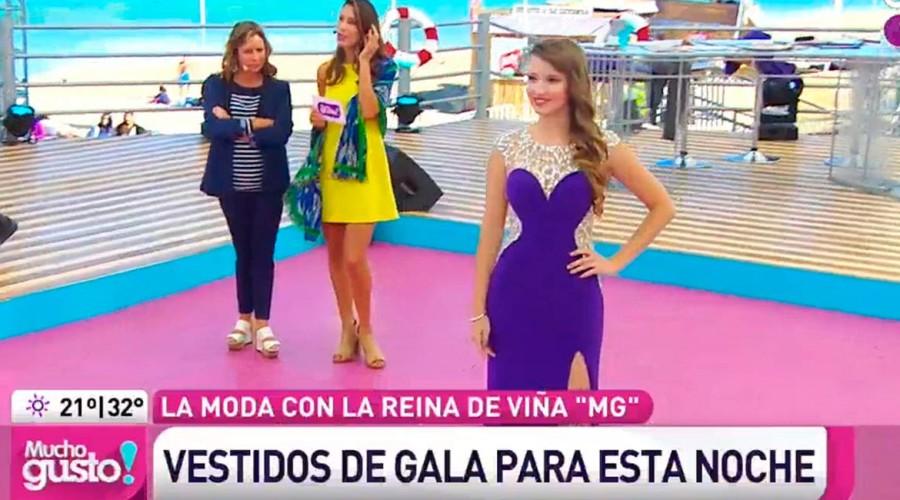 LA MODA CON VANE BORGHI | Mega.cl