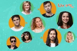 Los actores de Mega te dan consejos para Lollapalooza