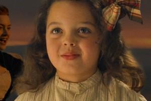 Así luce la niña que bailó con Jack Dawson en Titanic