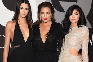 Las Kardashian se ponen narices falsas para perder de vista a los paparazzi