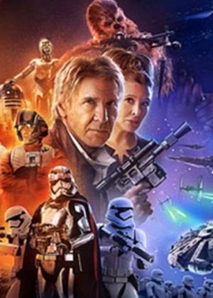 Los tres segundos de Star Wars que causaron revuelo en Internet