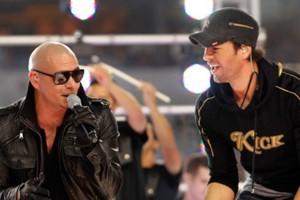 ¡Escucha el nuevo éxito de Pitbull y Enrique Iglesias!