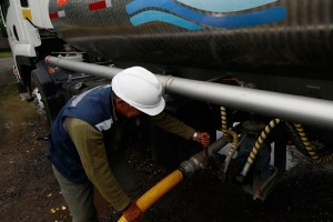 TEMPORAL: Estos son todos los puntos de abastecimiento de agua en Santiago