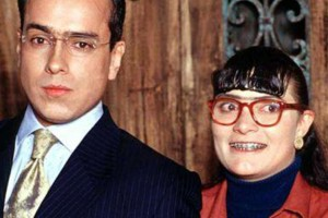 El reencuentro de Betty la fea y Don Armando
