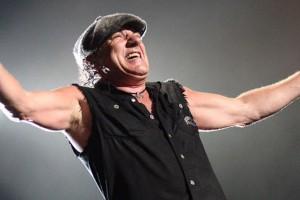 Brian Johnson habla de su partida de AC/DC
