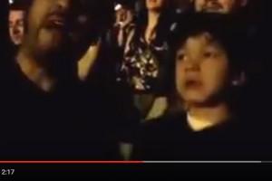 La increíble reacción de un niño autista en concierto de Coldplay