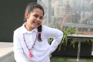 Isidora Guzmán agradece el apoyo de sus fans