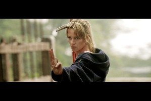 Accidente deja a protagonista de Kill Bill con varios huesos rotos
