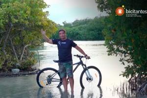Luis Andaur realiza una increíble travesía por México y Belice