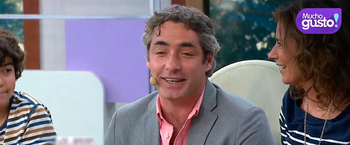 Matrimonio Jose Luis Repenning : NiÑo complicÓ a repenning con incÓmoda pregunta mega cl