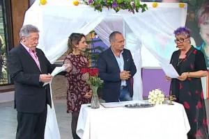 Paty y Jorge celebraron sus 30 años de matrimonio