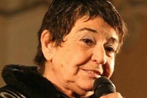 La cantante Cecilia fue internada por problemas respiratorios