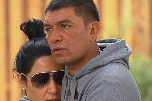 El difícil momento familiar de Huaiquipán