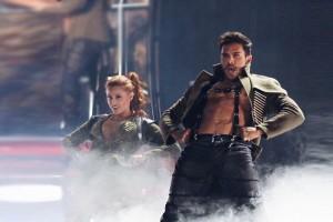 Ex chico Rojo triunfa como bailarín principal de Britney Spears