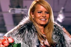 Cecilia Bolocco más enamorada que nunca en Lima