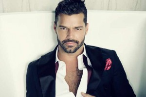 Ricky Martin disfruta de los encantos de Chile