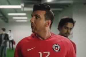 ¡Mira la divertida imitación que Kramer hizo de Suárez y Medel!