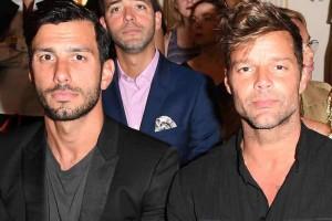 ¡Novio de Ricky Martin sufre filtración de fotos íntimas!