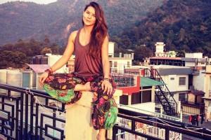 María de los Angeles García comparte imágenes de su viaje a la India
