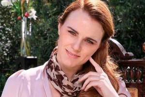 ¡Destacada actriz nacional se casará el 2017!
